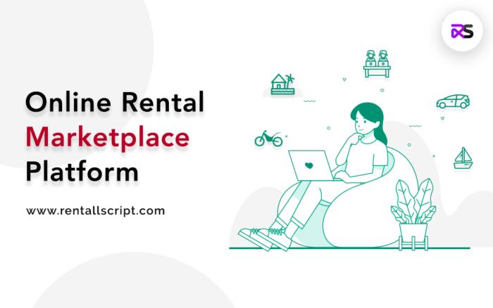 online rental marketplace