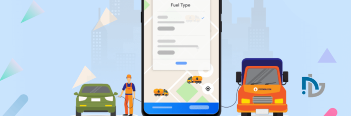 Top Best On-demand fuel Delivery App Start-Ups – Nectarbits  The #fueldelivery at the #doo ...