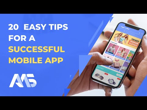 Top 20 Strategies for a Successful Mobile App | AppMySite Mobile App Builder – YouTube