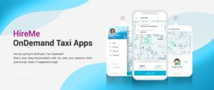 HireMe Taxi is a pre-fabricated Uber Clone Script that is an entirely white label taxi app and c ...