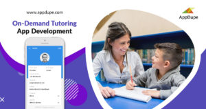 Earn money using a Tutoring app like Uber?