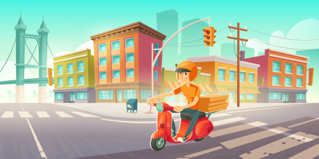 Establish your Business through a Stellar Food Delivery App like UberEats