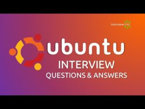 Ubuntu Interview Questions and Answers || Basic Ubuntu Interview Questions  || – YouTube