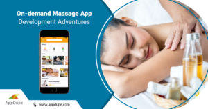 Building a robust app like Uber for massage services