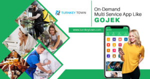 Plunge into the On-demand Multi Service Business with Gojek like App