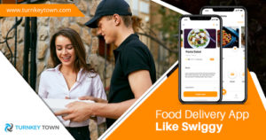 Fix a Spot for your Business with the Swiggy Clone Application