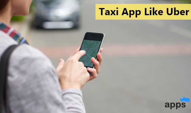 How much does it cost to build an Uber-like taxi app?
