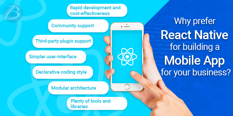 Why prefer React Native for Building a Mobile App for your Business?