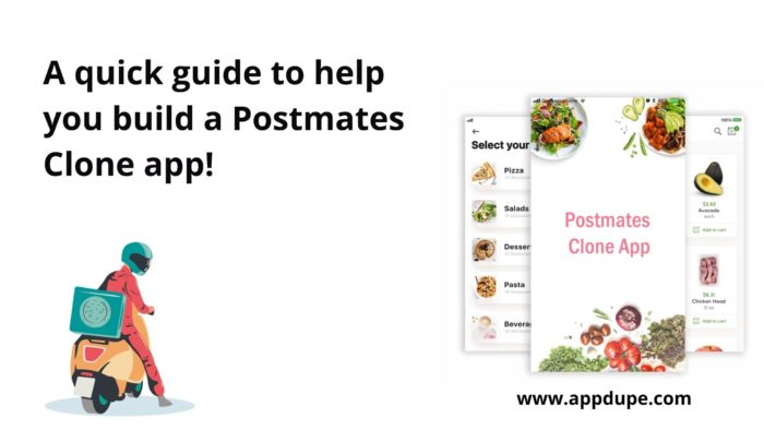 Want to become the next delivery giant like Postmates? we can make that happened. Our Postmates  ...