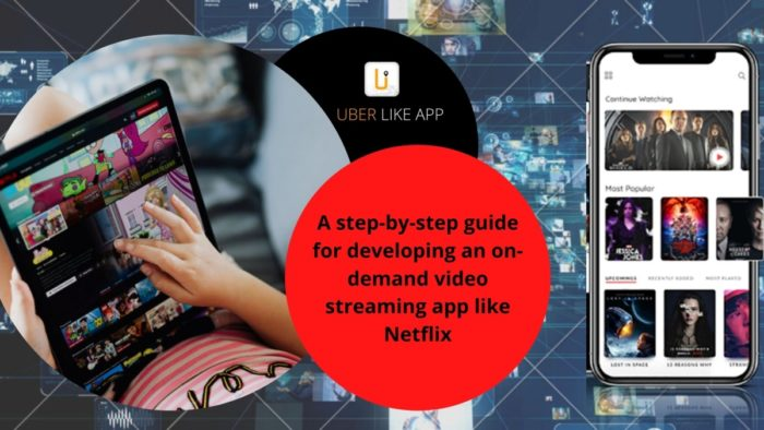 A step-by-step guide for developing an on-demand video streaming app like Netflix – AtoAllinks