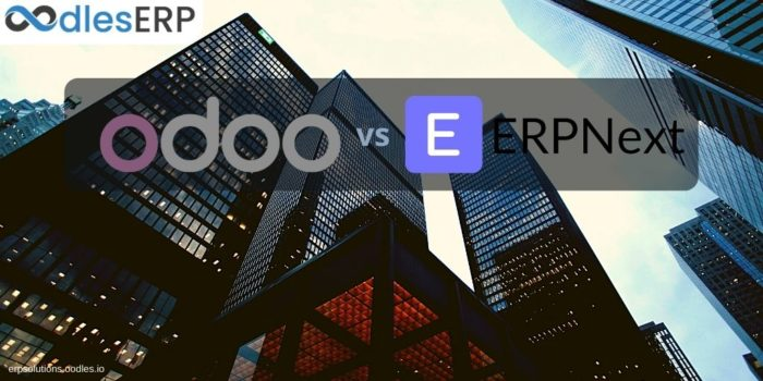 A Technical Comparison Between Odoo and ERPNext