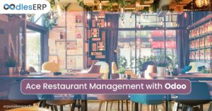 Ace Restaurant Management with Odoo development services