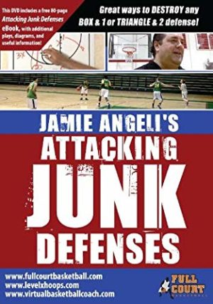 Attacking Junk Defenses in Basketball With Jamie Angeli