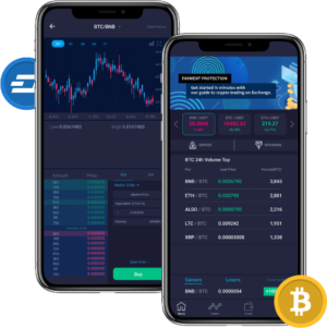 Binance Clone script to start your own exchange like binance with highly customizable features f ...