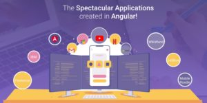 The Spectacular Applications created in Angular!
