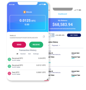 Coinbase Clone Script with tailor made desktop options to bring out the best facilities for the  ...