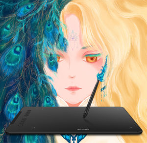 Deco 01 V2  mesa digitalizadora digital para iniciantes | XP-PEN