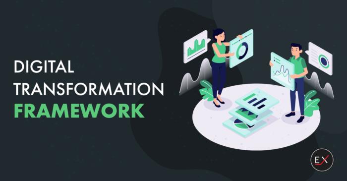 Digital Transformation Framework as a Core Value of Business Evolution | Existek Blog