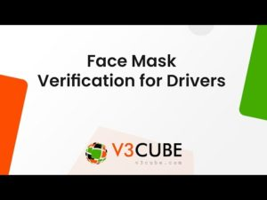 Face Mask Verification for Drivers