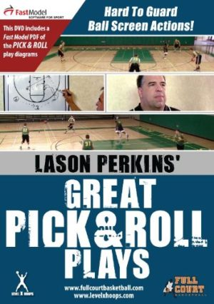 Great Pick & Roll Plays For Basketball