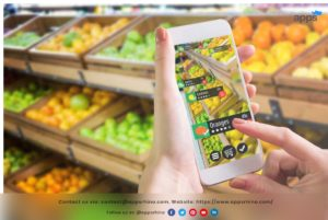 Online grocery app: e-commerce app for startup by developers