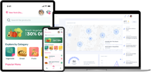 Grocery Delivery App Development Company | Arka Softwares  ARKA Softwares is a leading grocery d ...