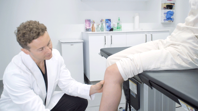 Knee Pain Doctor in new jersey
