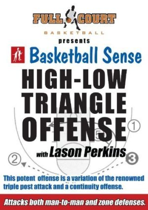High Low Triangle Offense by Coach Lason Perkins