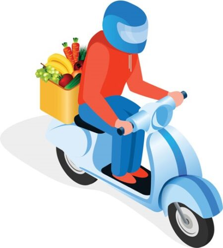 How to develop a user friendly Supermarket Grocery Delivery App?