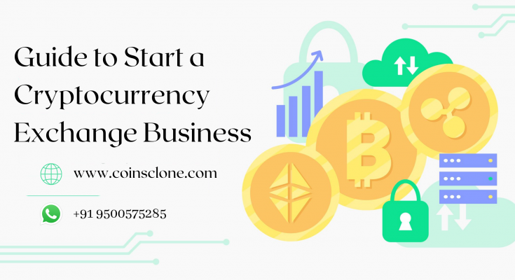 How to Start a Crypto Exchange Business???