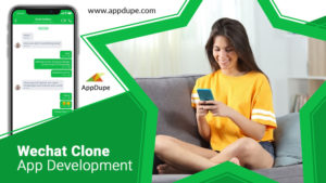 Experience the benefits of the WeChat clone messaging app that scales your business quality in c ...