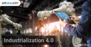 Industry 4.0 and Its Impact On ERP Software Development Services