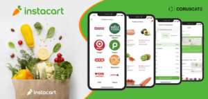 Instacart clone has been designed in such that way that it induces basic features with the optio ...