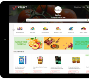 Instacart Clone | Instacart Clone Script | Grocery App Development