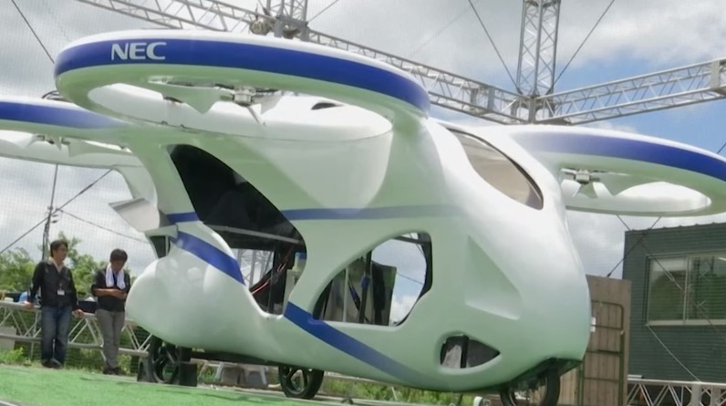 Japan Has Made the First Japan Flying Car 2020 – The News Engine