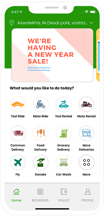 Let Your Business Reap Endless Benefits By Owning All In One Multi Service App