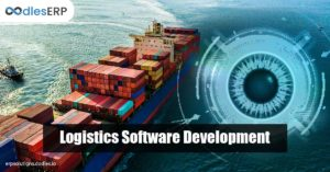 Logistics Software : Development time, Cost, Features, and More