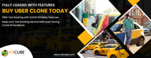 Offer Taxi Booking with CoVid 19 Safety Features