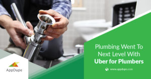 Building an Uber-like app for plumber services that makes your work easier