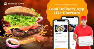 Step into an Ever-thriving Food industry with the UberEats Clone App