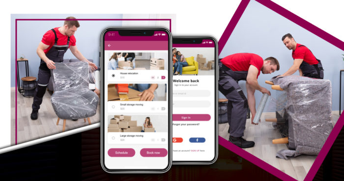 Building the most advanced movers app for easy and safe shifting.