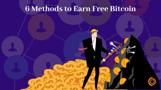 Simple Ways To Earn Free Bitcoins!