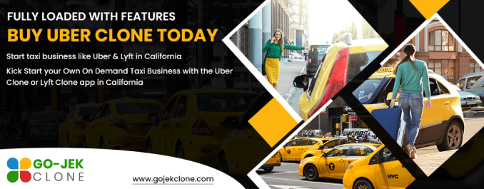 Start your own taxi business like Uber and Lyft in California