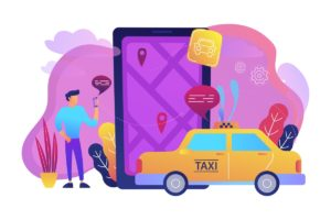 Storm Into The Californian Taxi Market With A Trendsetting Uber Clone App
