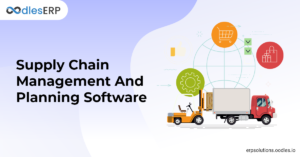 Supply Chain Management and Planning Software Solutions