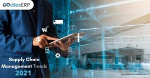 Top Trends For Supply Chain Management Solutions In 2021