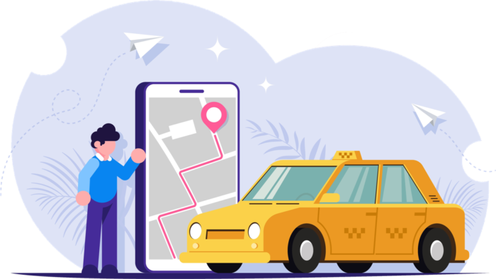 Uber clone – Taxi Booking App Solution
