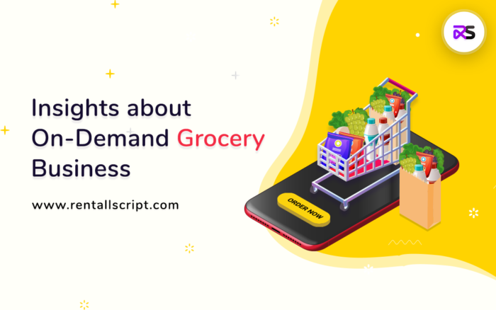 Uber for Grocery Delivery App: Insights about On-Demand Grocery Business