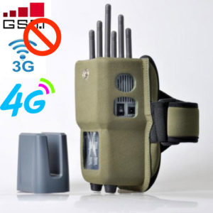 Wifi Jammer Bluetooth Wireless Portable Signal Blockers For Sale