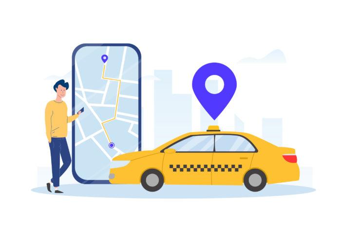 Flutter for Uber clone app development